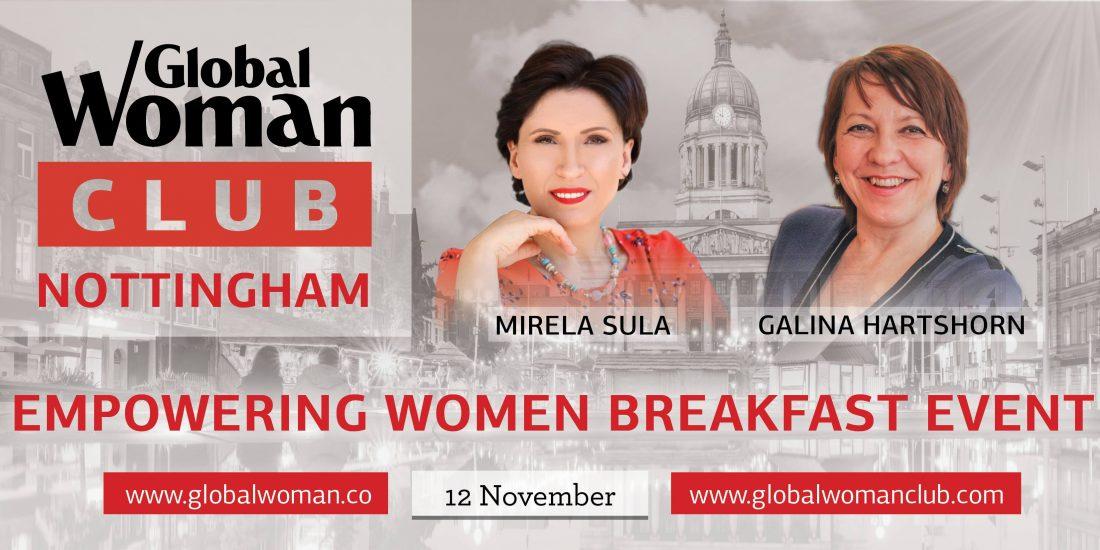 Empowering Women Breakfast Event